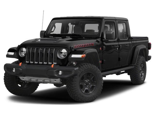 2021 Jeep Gladiator Crew Cab