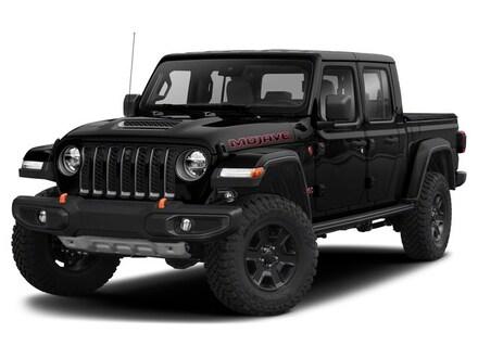 2021 Jeep Gladiator Mojave Mojave 4x4