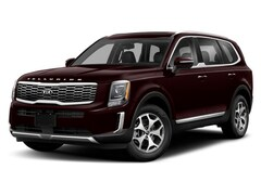 New 2021 Kia Telluride EX AWD EX  SUV for Sale near Batavia, OH, at Superior Kia