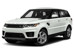 2021 Land Rover Range Rover Sport HSE Silver Edition Sport Utility