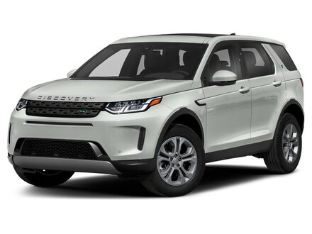 2021 Land Rover Discovery Sport S R-Dynamic S R-Dynamic 4WD