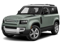 New 2021 Land Rover Defender X SUV in Cape Cod, MA