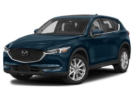 2021 Mazda Mazda CX-5 Grand Touring i-ACTIV All-wheel Drive SUV