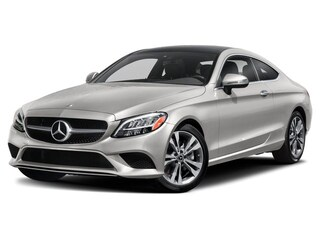 new 2021 Mercedes-Benz C-Class C 300 4MATIC Coupe state college pa
