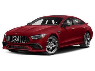 new 2021 Mercedes-Benz AMG GT 53 4MATIC Coupe state college pa
