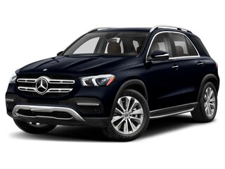 New 2021 Mercedes-Benz GLE 450 4MATIC SUV For Sale in Paramus, NJ