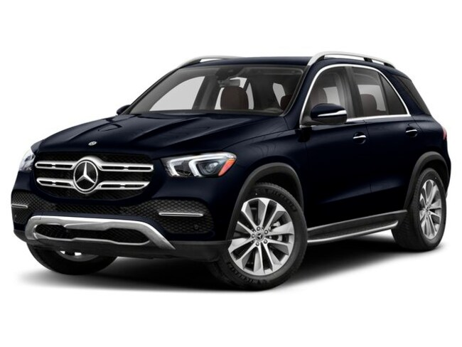 New 2021 Mercedes-Benz GLE 450 4MATIC SUV Lubbock, TX