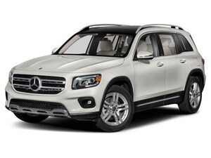2021 Mercedes-Benz GLB 250 4MATIC SUV
