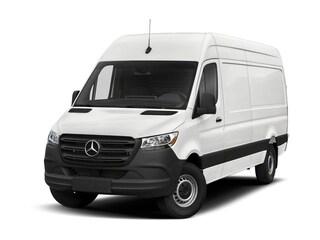 2021 Sprinter 2500 Mercedes-Benz High Roof I4 Diesel Van Cargo Van