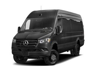 2021 Sprinter 3500XD Mercedes-Benz High Roof V6 Van Extended Cargo Van