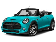 New 2021 MINI Convertible Cooper S Convertible in New England