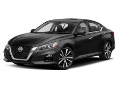 New 2021 Nissan Altima 2.5 SV Sedan For Sale Near Knoxville