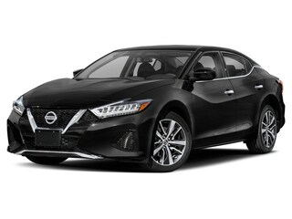 New 2021 Nissan Maxima SV Sedan near Ithaca NY