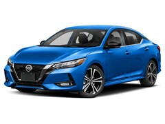 New 2021 Nissan Sentra SR Sedan For Sale Near Knoxville