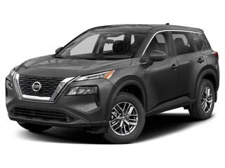 New 2021 Nissan Rogue S SUV near Ithaca NY
