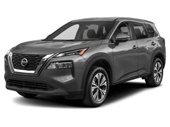 New 2021 Nissan Rogue SV SUV near Escanaba, MI