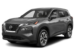 New 2021 Nissan Rogue SV SUV N7008 for sale near Cortland, NY
