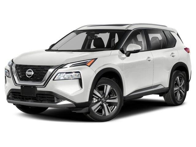 2021 Nissan Rogue Platinum SUV [N92, C03, L93, E09, IKP, SGD, CA3, B92, BUM, B93]