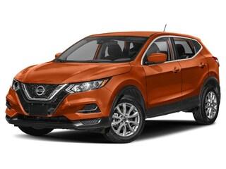 New 2021 Nissan Rogue Sport S SUV near Ithaca NY