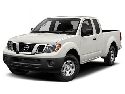2021 Nissan Frontier S Truck King Cab