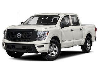 New 2021 Nissan Titan S Truck Crew Cab N7006 for sale near Cortland, NY