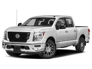 New 2021 Nissan Titan SV Truck Crew Cab N7001 for sale near Cortland, NY
