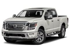 2021 Nissan Titan SL Truck Crew Cab