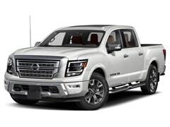 2021 Nissan Titan Platinum Reserve Crew Cab Pickup - Short Bed