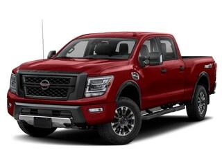 New 2021 Nissan Titan XD PRO-4X Truck Crew Cab N7013 for sale near Cortland, NY
