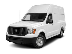 New 2021 Nissan NV Cargo SV Van For Sale Near Knoxville