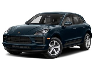 2021 Porsche Macan Turbo SUV