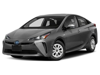 New 2021 Toyota Prius Hatchback in Clearwater
