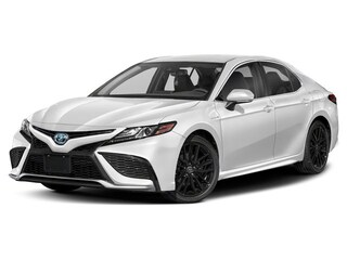 new 2021 Toyota Camry Hybrid XSE Sedan for sale in Washington NC