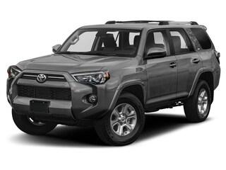 new 2021 Toyota 4Runner SR5 SUV for sale in Washington NC