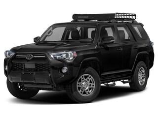 New 2021 Toyota 4Runner Venture SUV for sale near you in Auburn, MA