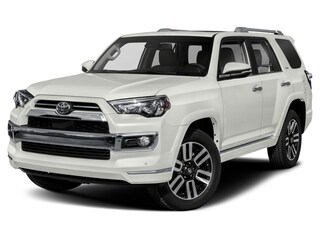 2021 Toyota 4Runner Limited SUV