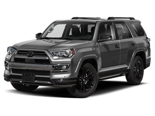 new 2021 Toyota 4Runner Nightshade SUV for sale in Washington NC