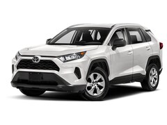 New 2021 Toyota RAV4 LE SUV for sale in Fresno, CA