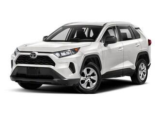 new 2021 Toyota RAV4 LE SUV for sale in Washington NC
