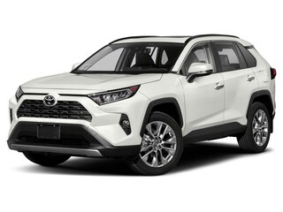 new 2021 Toyota RAV4 Limited SUV for sale in Washington NC