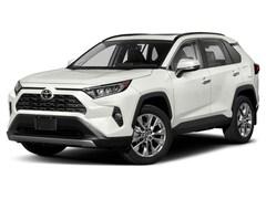 2021 Toyota RAV4 Limited Sport Utility