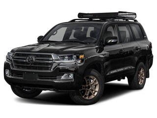 New 2021 Toyota Land Cruiser Heritage Edition SUV T33911 in Dublin, CA