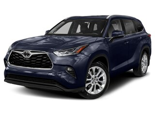 New 2021 Toyota Highlander Limited SUV for sale in Dodge City, KS