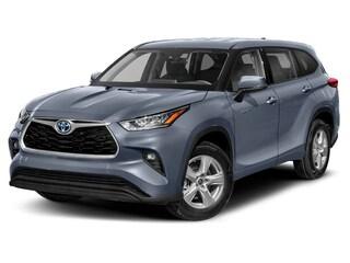 new 2021 Toyota Highlander Hybrid LE SUV for sale in Washington NC