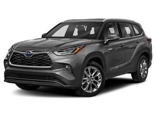 new 2021 Toyota Highlander Hybrid Limited SUV for sale in Washington NC