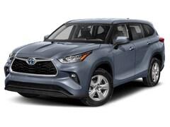 2021 Toyota Highlander Hybrid XLE SUV