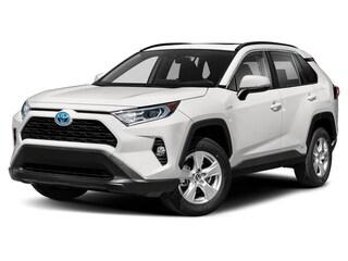 New 2021 Toyota RAV4 Hybrid XLE SUV in Marietta, OH