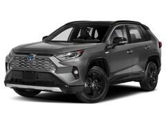 2021 Toyota RAV4 Hybrid XSE SUV 2T3E6RFV6MW003384