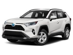 2021 Toyota RAV4 Hybrid XLE SUV