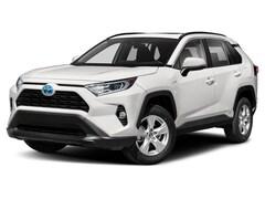 2021 Toyota RAV4 Hybrid XLE SUV 4T3RWRFV5MU037883